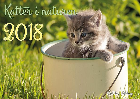 Kalender kattliv 2018