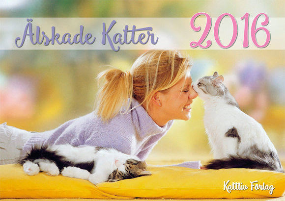 Katt almanacka 2016