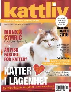 Tidningen Kattliv nr 7