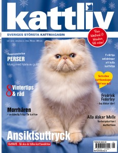 Kattliv nr 1 - 2018